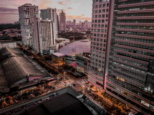 Araneta Center, Quezon City, The Philippines