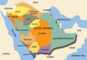 Saudi Arabia Toll Free Number