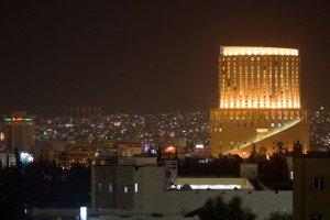 Amman Jordan Cityscape