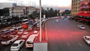 Nairobi Traffic Kenya