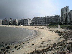 Rambla Beach Montevideo Uruguay