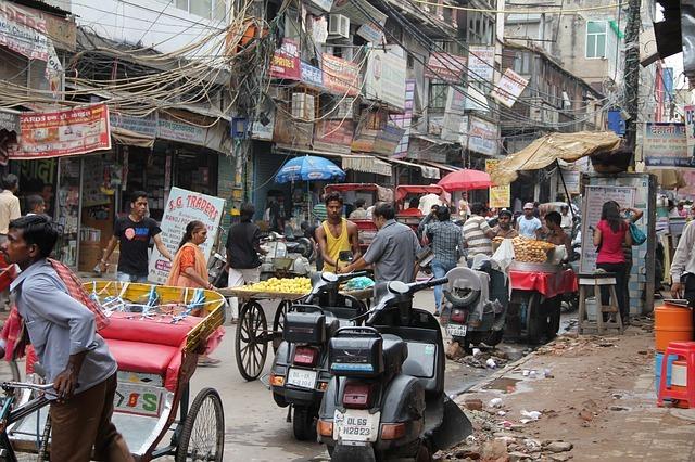Delhi India Road