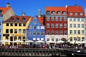 Copenhagen Kobenhavn Denmark