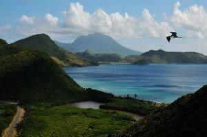 St Kitts Caribbean Island image