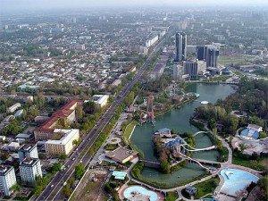Tashkent Uzbekistan Capital image