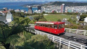 Wellington New Zealand Tram Capital