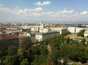 Sofia Bulgaria Center of the City