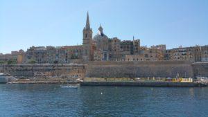 Malta Valletta City