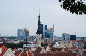 Tallinn City Houses Estonia