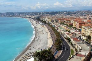 Nice in South France