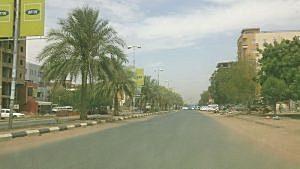 Sudan Khartoum Aaltaib Salih Street