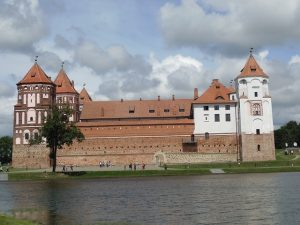Belarus The Mir Castle