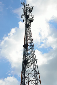 Microwave tower communication