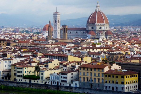 Cathedral of Santa Maria del Fiore, Firenze, Italy