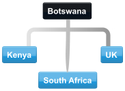 Example Botswana conference call with trading partners
