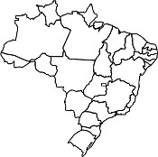 Brazil Geography Map