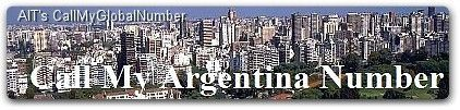 Argentina Virtual Phone Number International Call Forwarding