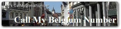 International Call Forwarding | CallMyBelgiumNumber - Belgium Phone Number