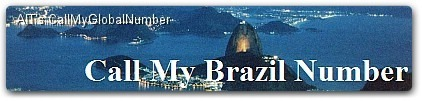 Brazil Call Forwarding | CallMyBrazilNumber - Brazil Phone Number