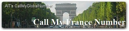 France Virtual Phone Number Call Forwarding
