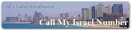 International Call Forwarding | CallMyIsraelNumber - Israel Phone Number
