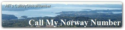 Norway Virtual Phone Number Call Forwarding