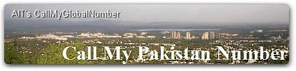 Pakistan Virtual Phone Number | International Call Forwarding