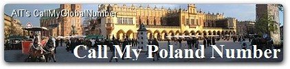 International Call Forwarding | Poland Virtual Phone Number