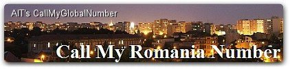 Romania Virtual Phone Number enables International Call Forwarding