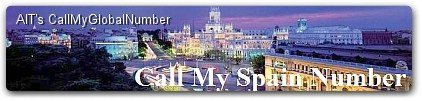 Spain Virtual Phone Number | International Call Forwarding