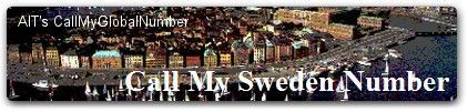 Sweden Virtual Phone Number | International Call Forwarding
