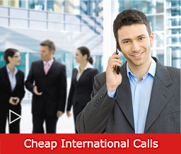 Save big money on global calling without switching any of your existing services or using a computer. All you need is your cell phone or landline.