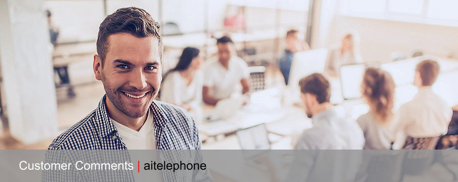 aitelephone | Customer Reviews and Comments