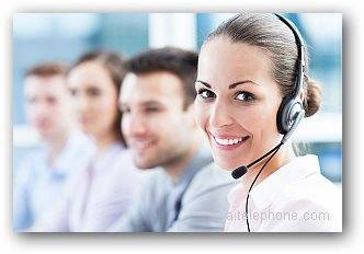 Conference Call Center Operators at the Conferencing Bridge