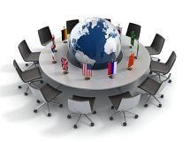 Host a conference call with guests in any country
