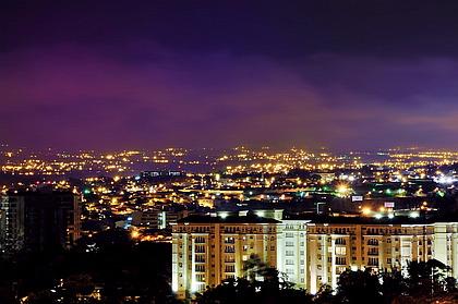 Costa Rica Escazu Night