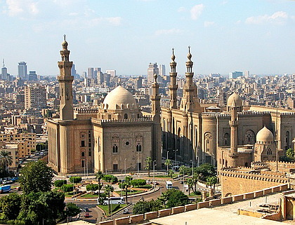 Egypt Cairo Mosque