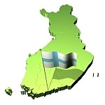 Finland Telecommunications Map