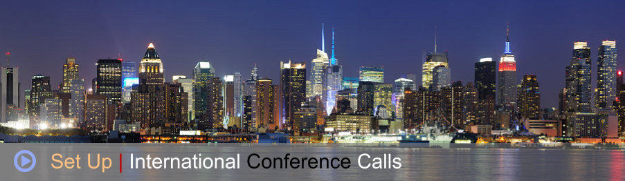 Multi Country Conference Calls