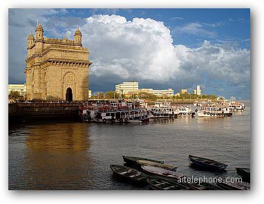 Gateway of India, Mumbai - Bombay