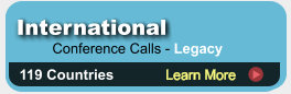 International Conference Calls