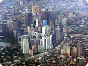 Manila downtown philippines image