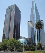 Mexico City Skyscrapers