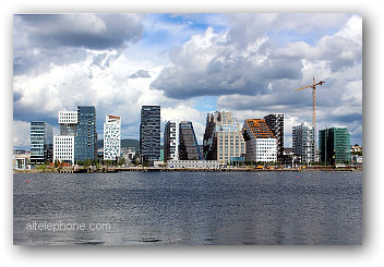 Oslo Norway City