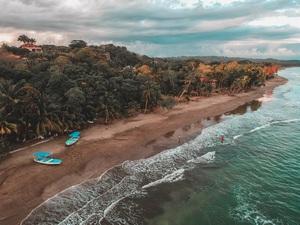 Playa Esterillos, Provincia de Puntarenas, Costa Rica