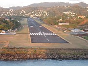 George F.L Charles Airport, Castries St Lucia