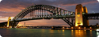 Sydney Harbour Bridge New South Wales