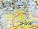 UK Map London