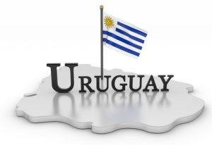 International Conference Call Uruguay Map