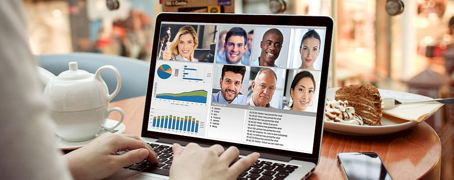 Video Conferencing Improves Business Communications, 30 day Free
